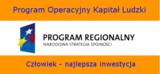 Program Operacyjny Kapitał Ludzki